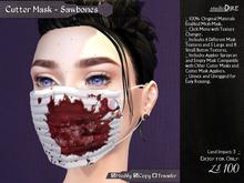 /studioDire/ Cutter Mask - Sawbones