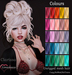 {Limerence} Clarissa hair-Colours