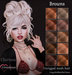 {Limerence} Clarissa hair-Browns