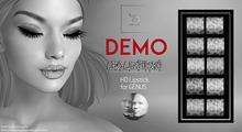TWS - Leo Lipstick - GENUS - DEMO