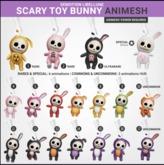 SEmotion Libellune Scary Toy Bunny #1 RARE