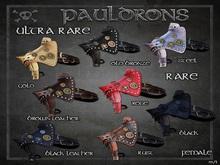 [The Forge] Darkur Pauldron, Rose -BBOX