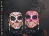 .: TAOX :. Makeup & Applier // Makeup Face Sugar Skull 6 color