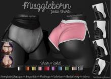 +MB+ Jessie Shorts {Fatpack}