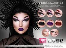 Dotty's Secret - The Ghoul - Makeup Set