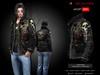 A&D Clothing - Jacket -Ariel- Ebony - Dark