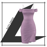 Lowen - Katy Dress [Lilac]
