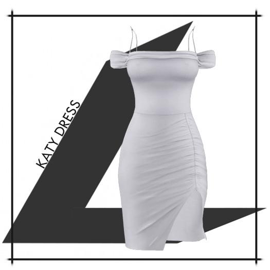 Lowen - Katy Dress [White]
