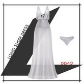 Lowen - Long Sheer Dress [DEMO]