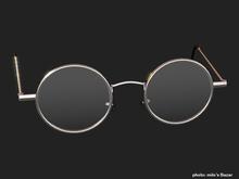 Round Glasses Type C