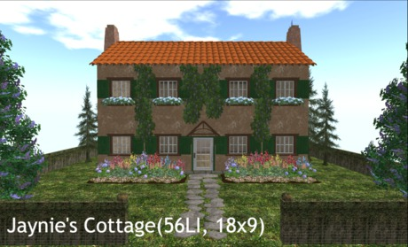 Jaynie's Cottage(56LI, 18x9)