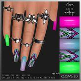 KOSMETIK // Nail Applier // Neon Brite MAITREYA