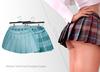 Seniha. Alexa Skirt // Teal