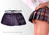 Seniha. Alexa Skirt // Violet