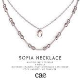 Cae :: Sofia :: Necklace [bagged]