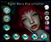 JANUS:. Digital Nacre Blue eyes appliers