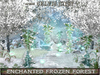 ❃Fantasy Forest Collection: ❊ENCHANTED FROZEN FOREST❊