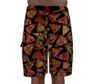 Pizza Swim Trunks - Gianni