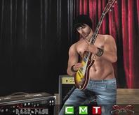 ::R&P:: Pose -Male & Guitar
