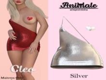 Animale.Cleo / Maitreya / Silver {Unpack}
