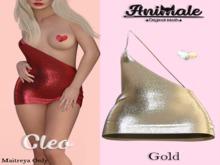 Animale.Cleo / Maitreya / Gold {Unpack}