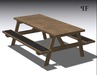 Picnic table 001