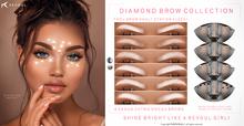 REVOUL - Diamond Brow Collection <3