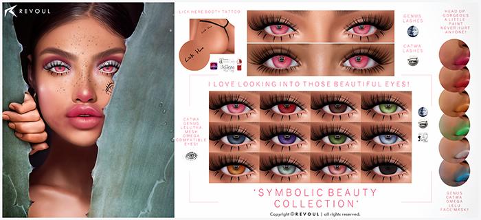 REVOUL - Symbolic Beauty Collection <3