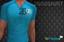 !BH - 2606 Shirt - Blue