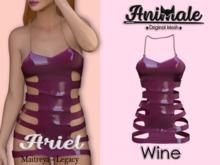 Animale . Ariel / Wine {Unpack}