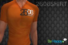 !BH - 2606 Shirt - Orange