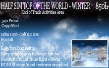 Top of the World - Winter - Half Sim