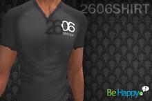 !BH - 2606 Shirt - Grey