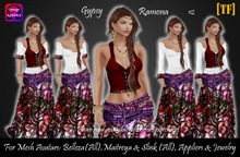 GYPSY - RAMONA V2 [TF] - [Wear to Unpack]
