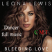 "[Joke's World]  Dancer  Leona Lewis ""Bleeding Love""  (boxed)"