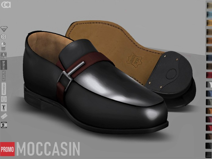[CA] PROMO MOCCASIN SHOES