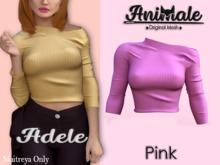 Animale.Adele Shirt / Maitreya / Pink {Unpack}