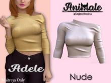 Animale.Adele Shirt / Maitreya / Nude {Unpack}