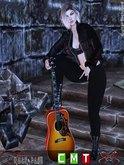::R&P::Pose - Guitar Girl 02
