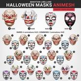 SEmotion Libellune Halloween Masks #21