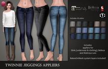 Izzie's - Twinnie Jeggings Appliers