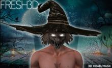 Fresh3D Scarecrow Head