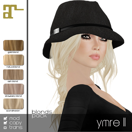 Maitreya Ymre II - Blonds Pack