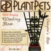 PlantPet Seed [Climbing Rose *Vampire Bite*]