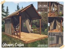 Glamper Cabin ♥ CHEZ MOI