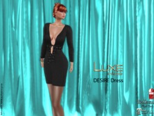 LUXE Paris DESIRE Dress
