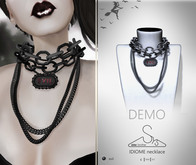 [sYs] IDIOME necklace (unrigged mesh) - Evil