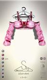[sYs] LOLA shirt (body mesh) - pink