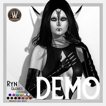 Wicca's Originals - Ryn Gloves (Clean) DEMO (ADD)