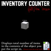 L&S - Inventory Counter (Full Perm)